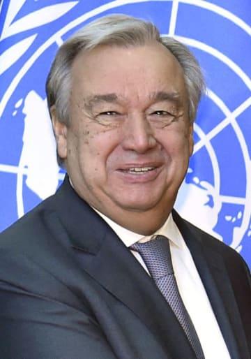 U.N. Secretary General Guterres