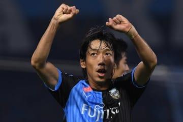 川崎フロンターレの象徴として、今季もチームを牽引する中村憲剛 photo/Getty Images