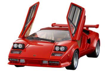 トミカプレミアム RS Lamborghini Countach LP 500 S
