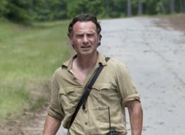 登場人物の中で、もっとも普通の人間らしいリック・グリムス - AMC / Photofest/ ゲッティ イメージズ