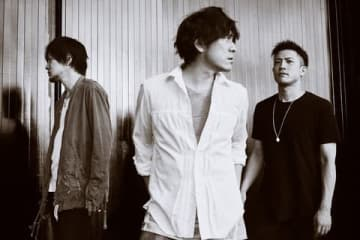 ドラマ「大恋愛~僕を忘れる君と」の主題歌を担当する3人組ロックバンド「back number」
