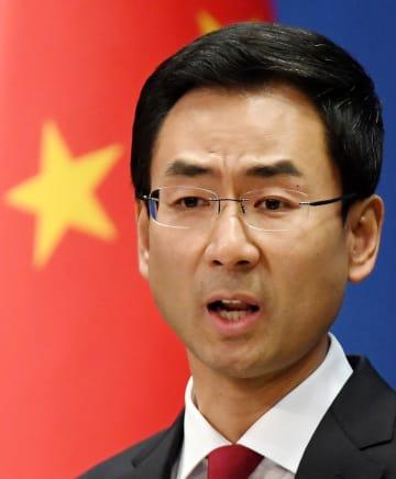 China's spokesman Geng