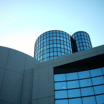 Architecture [ Aoyama Theatre / National Children's Castle ]