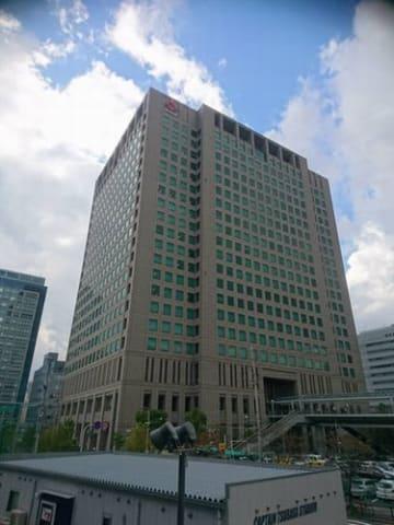 田淵電機が入居しているビル