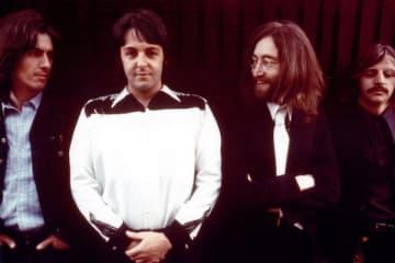1969年のビートルズ (写真:Photofest/アフロ)