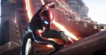 これからのスパイダーマン映画はどうなる? 『アベンジャーズ/インフィニティ・ウォー』より - (C) Marvel Studios 2018