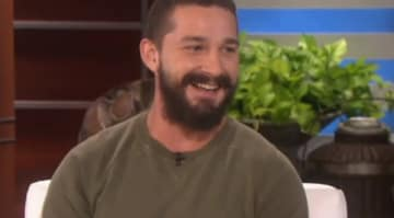 Shia LaBeouf on 'Ellen'
