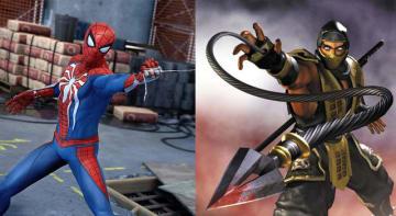 もし『モータルコンバット』開発元が『Marvel's Spider-Man』を作ったら…Mレーティング不可避なMAD映像