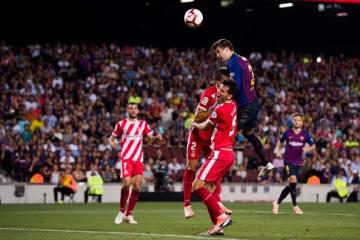 バルセロナを支えてきたピケ photo/Getty Images