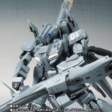「METAL ROBOT魂(Ka signature) <SIDE MS> ゼータプラス C1(03 シグマン機)」16,200円(税込)(C)創通・サンライズ