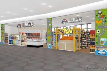 ミチドンキNEOPASA清水店イメージ図