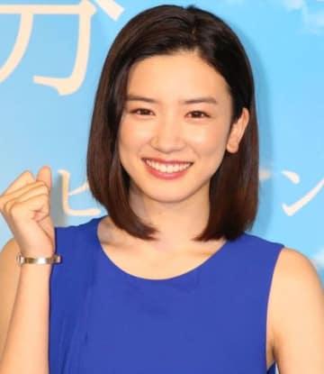 NHKの連続テレビ小説「半分、青い。」主演の永野芽郁さん