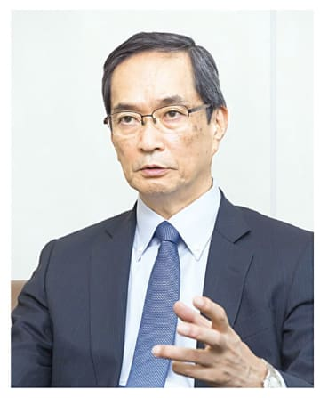 日鉄ケミカル&マテリアル・太田社長
