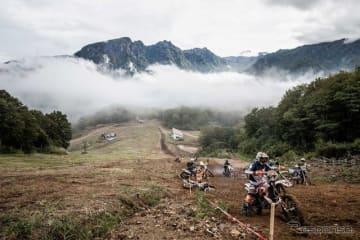 雲海の上を走る、最高のシチュエーション