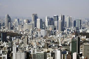 Shinjuku, subcenter of Tokyo