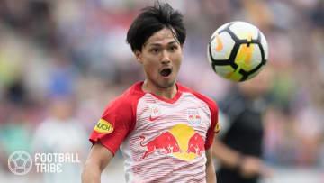 日本代表MF南野拓実にドイツクラブが獲得興味!?