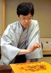 1300勝を達成した谷川浩司九段