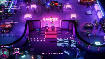 パリピ殺戮アクション『Party Hard 2』Steam配信開始―最狂ステルス戦略アトラクションが帰ってきた