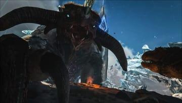 恐竜サバイバル『ARK』で巨大ロボとKAIJUが激突!?スイッチ版や『PixARK』の日本展開も決定