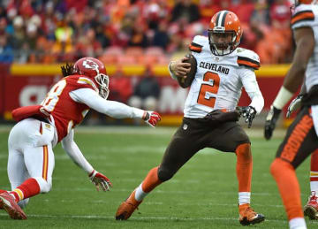 Johnny Manziel Clears Waivers