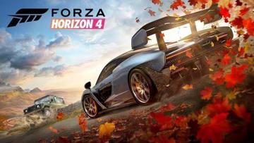 オープンワールドレーシング『Forza Horizon 4』発売開始―XB1X/S本体の同梱版も数量限定で
