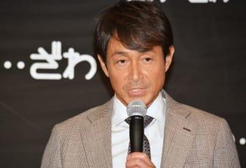 老アカギ役に挑んだ吉田栄作