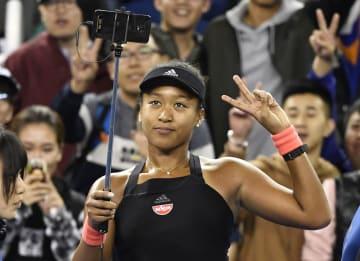 Tennis: Osaka at China Open