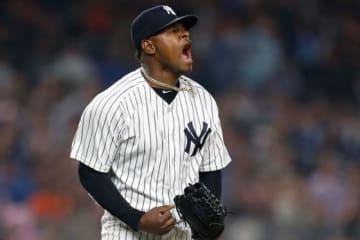 ヤンキースのルイス・セベリーノ【写真:Getty Images】