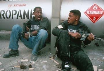いよいよ観られる日が来るのか? 写真は『バッドボーイズ』(1995)より - Columbia Pictures / Photofest / ゲッティ イメージズ