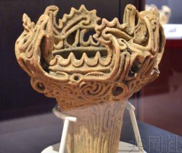 新潟等地希望东京奥运圣火台采用火焰型陶器