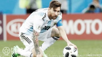 メッシ、来年にアルゼンチン代表復帰濃厚か。同国サッカー協会会長が…
