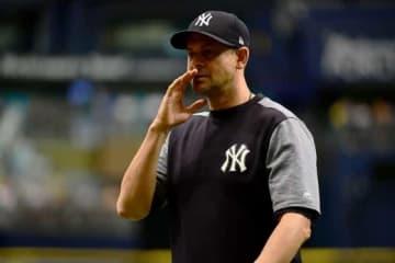 ヤンキース・ブーン監督【写真:Getty Images】