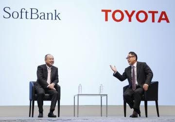 Toyota-SoftBank