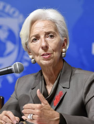 IMF chief