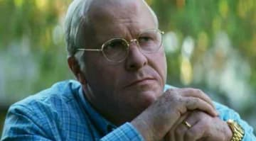 Christian Bale Looks Unrecognizable As Dick Cheney [VIDEO]