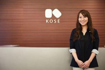 株式会社コーセー チェーンオペレーション推販部 記伊 亜沙美さん
