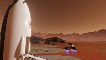 『Surviving Mars』に新たなDLC「Space Race」の追加が発表!ー火星の資源獲得競争に打ち勝て