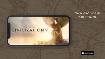 iOS版『シヴィライゼーション VI』iPhone対応!フルゲーム購入も60%オフ―寝る前に少しだけいかが?