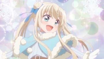 TVアニメ『うちのメイドがウザすぎる!』第1話先行カット(C)中村カンコ/双葉社・うちのメイドがウザすぎる!製作委員会