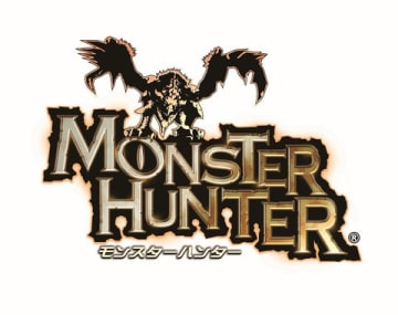 ゲーム「モンスターハンター」シリーズのロゴ