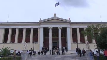中国·ギリシャ文化学術ハイエンドフォーラム、アテネ大学で開催
