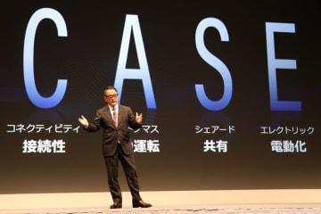 ソフトバンクとトヨタ自動車、新しいモビリティサービス構築に向けた戦略的提携に合意[2018年10月4日]