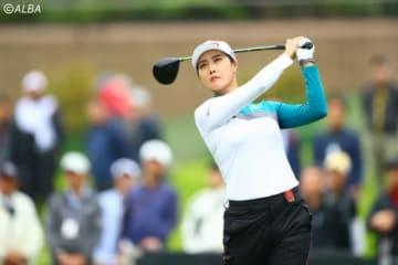 キム・ハヌル出場の韓国メジャー3日目は台風接近のため中止に(写真は日本女子OP)(撮影:村上航)