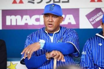 DeNAのアレックス・ラミレス監督【写真:荒川祐史】