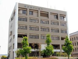 兵庫県警長田署=神戸市長田区北町3