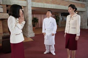 NHKの連続テレビ小説「まんぷく」第7回の一場面 (C)NHK