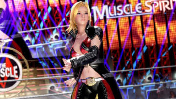 「DEAD OR ALIVE 6」に登場するティナ(C)コーエーテクモゲームス All rights reserved.