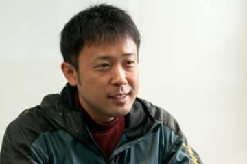 現在は楽天のアカデミーコーチを務めている鉄平氏【写真:岩本健吾】