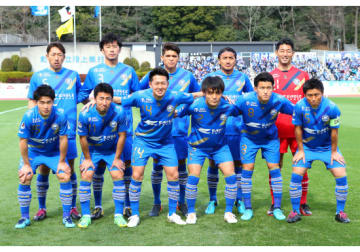 FC町田ゼルビア(写真:西村尚己/アフロスポーツ)