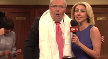 SNL spoofs Republican Senators celebrating Brett Kavanaugh confirmation to Supreme Court